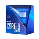 intel 英特尔 酷睿 i9-10900K 盒装CPU处理器4499元