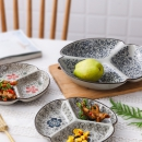 JINGYU 景宇 陶瓷分隔餐盘 30ml 5.9元(需用券)¥6