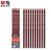 M&G 晨光 黑木铅笔 10支装2.9元