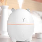 yess 充电式小夜灯静音加湿器 200ml 10元包邮(需用券)¥10
