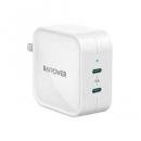 Ravpower 睿能宝 RP-CPCN001 双C口 充电器 90W *2件268元包邮(合134元/件)