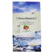 Pure&Natural 伯纳天纯 无谷配方 成猫粮 1.5kg *2件138元(合69元/件)