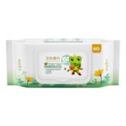 FROGPRINCE 青蛙王子 宝宝消毒湿巾 80片*2件8元(合4元/件)