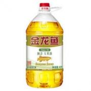 金龙鱼 纯正玉米油 4L/桶