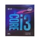 intel 英特尔 Core i3-9100F 盒装处理器559元