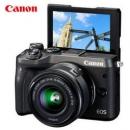 Canon 佳能 EOS M6(EF-M 15-45mm f/3.5-6.3)无反相机套机 黑3399元
