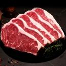澳洲进口 安格斯公牛原肉整切西冷牛排 1000g