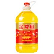 金龙鱼 黄金比例食用调和油 4L39.9元(粉丝价)
