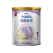 Nestlé 雀巢 超启能恩系列 婴儿配方奶粉 1段 800g(0-12个月) *2件520元(合260元/件)