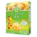 考拉海购黑卡会员: Heinz 亨氏 营养鸡蛋面条 252g *3件66.81元(合22.27元/件)