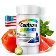 美国版 善存 男士复合维生素片 120粒/瓶 补充31种营养素75.2元包邮