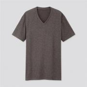 UNIQLO 优衣库 419494 男装袋装V领T恤