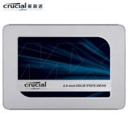 1日0点: crucial 英睿达 MX500 SATA3固态硬盘 500GB