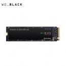 Western Digital 西部数据 BLACK SN750 500GB SSD固态硬盘 M.2接口(NVMe协议)五年质保