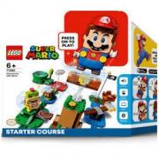 LEGO 乐高 任天堂合作款 71360 超级马里奥