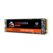 SEAGATE 希捷 FireCuda 酷玩520 PCIe Gen4 M.2 SSD固态硬盘 1TB1899元