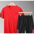 爱唯克 2020夏季男士运动休闲套装¥39.9
