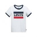 Levi's 李维斯 男童纯色T恤 奶白 110cm(4T)69元包邮(需用券)