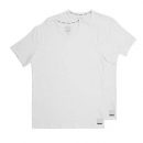 88VIP: Calvin Klein 卡尔文·克莱 NU8697A 男士T恤衫 两件套 *2件160.55元包邮包税(合80.28元/件)