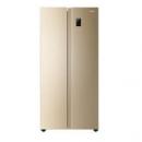 Haier 海尔 BCD-480WBPT 对开门冰箱 480L 金色2699元