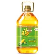 福临门 食用油 非转基因压榨玉米油 6.18L *3件179.7元(双重优惠,合59.9元/件)
