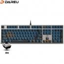 REACHACE 达尔优 108键 合金版 黑色 黑轴 机械键盘97.9元包邮(需用券)