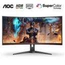 AOC CQ29G2E 29英寸 曲面显示器(2560×1080、广色域)1379元