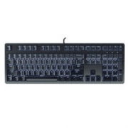 ikbc R300 机械键盘(Cherry青轴、PBT、单色背光)