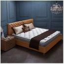 AIRLAND 雅兰 希尔顿酒店总统版 乳胶弹簧床垫 180*200*25cm2399.04元