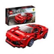LEGO 乐高 赛车系列 76895 法拉利F8 Tributo *2件228.48元