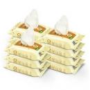 RUNBEN 润本 婴儿手口湿巾 20抽×10包 *9件153.3元(合17.03元/件)