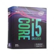 intel 英特尔 酷睿 i5-9600KF CPU处理器 3.7GHz1139元