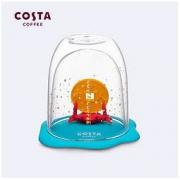 COSTA 咖世家 有钳人双层玻璃杯带盖 355ml148元包邮(需用券)