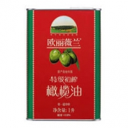 Olivoilà 欧丽薇兰 特级初榨橄榄油 红装 1L *2件118元(合59元/件)