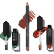 白菜!Lady Gaga彩妆品牌,Haus Laboratories 眼影唇彩唇线笔3件套