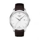 TISSOT 天梭 俊雅系列 T063.610.16.037.00 男款时装腕表 *2件1955元(合977.5元/件)