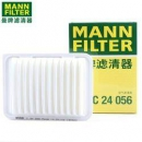 MANN 曼牌 C24056 空气滤清器 丰田适用15元包邮(需用券)