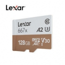 Lexar 雷克沙 667x microSDXC A2 UHS-I U3 TF存储卡267元