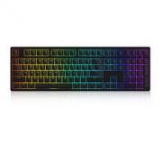 Akko 3108S.RGB机械键盘 有线键盘 黑色 樱桃银轴