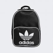 prime会员!adidas Originals Santiago 中性迷你背包 黑色