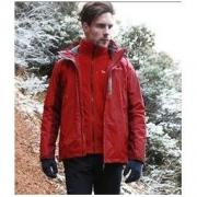 TOREAD 探路者 KAWF91603 男女款冲锋衣299元包邮
