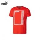PUMA 彪马 Summer 852254 男子圆领短袖T恤*2124.2元包邮(折每件62.1元)