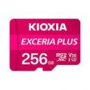 KIOXIA 铠侠 EXCERIA PLUS 极至光速 microSD存储卡 256GB299元