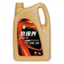 Kunlun 昆仑 京保养 5W-30 SN PLUS GF-5 全合成机油 4L *2件179元(合89.5元/件)