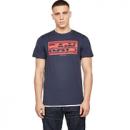 G-Star Raw 男士Boxed印花短袖T恤 D17106直邮到手138.77元(天猫331.5元)