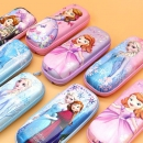 Disney 迪士尼 DM5617-9F 简约笔袋 帆布款4.8元包邮(需用券)