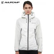 Amurcamp 230克超轻 1万防水透湿防暴雨级 女纸感冲锋衣134元包邮