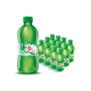 PLUS会员: 七喜  柠檬味 汽水碳酸饮料 300/330ml*12瓶 *11件140.44元(合12.77元/件)