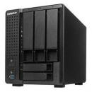 QNAP 威联通 TS-551 NAS网络存储器 五盘位 无内置硬盘 黑色1669元