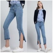 Lagogo HCNN417M65 女士牛仔裤53.85元